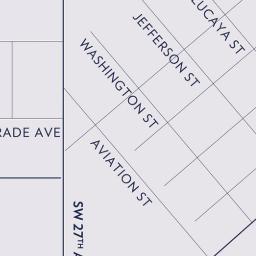 Map Park Grove Park Grove